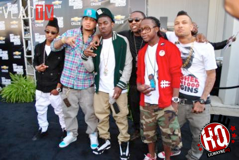 Bet Awards Red Carpet Picture, Young Money Photo,