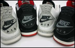 Jordan Poster, Jordan Cement IV, Air Jordan poster, sneaker poster