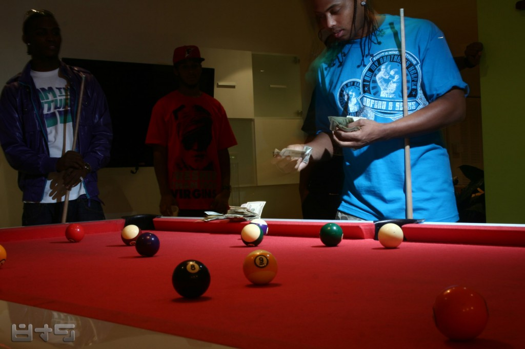 8&9 Clothing, Respek Fresh Photos, Picture of pool table
