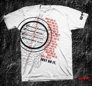 Jordan 3 Cement Print Shirt