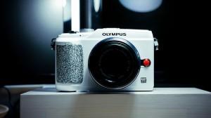 Cement 3 Camera, Olympus Custom Camera