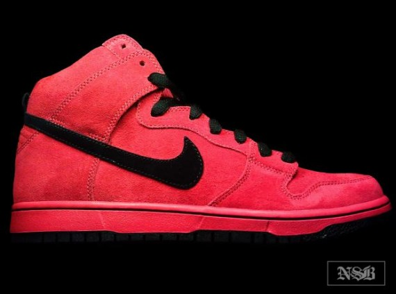 Nike SB Red Release 2011