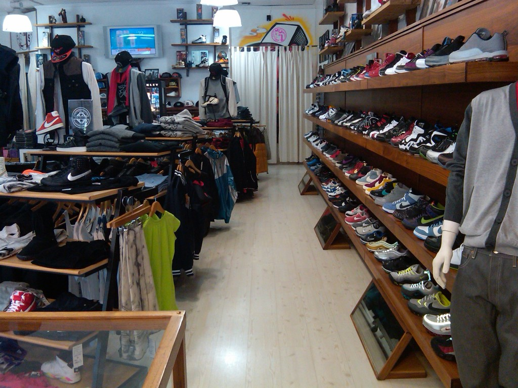 Soles Inc, South Beach Sneaker Store