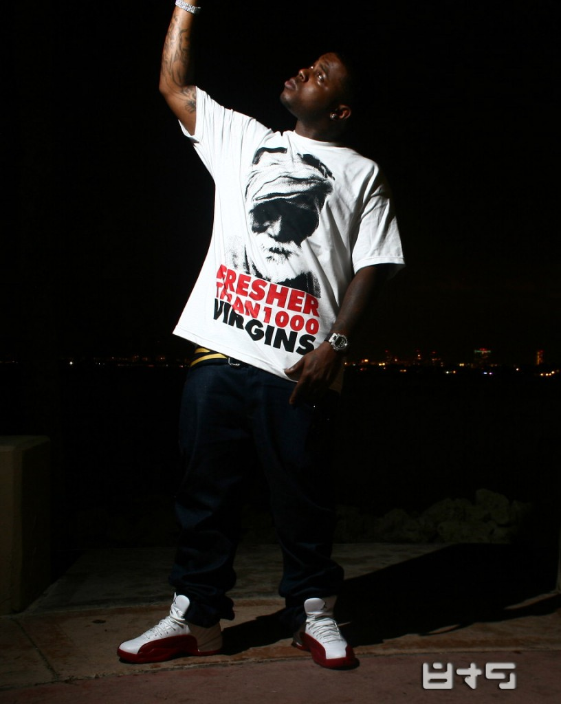 Jae Millz Picture, Young Money Artist, 8&9 Clothing