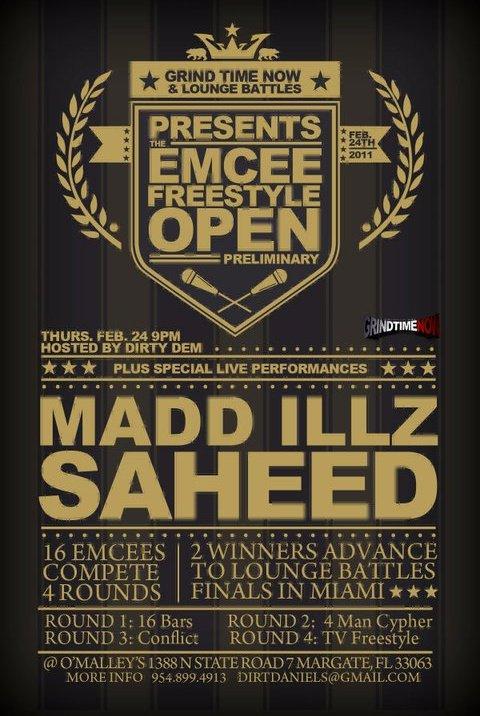 Saheed Madd ILLZ