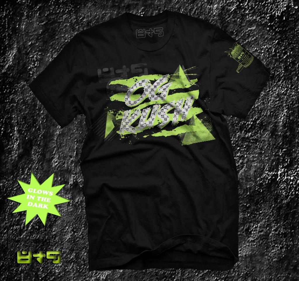 420 Og kush shirt