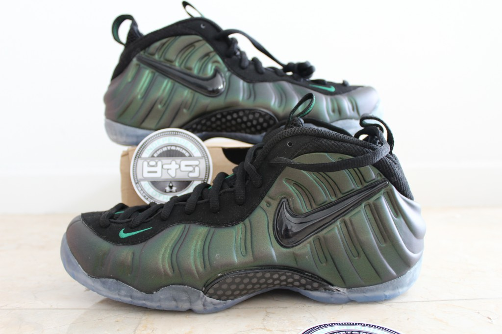 Nike Air Foamposite Pro Pine Green Pictures