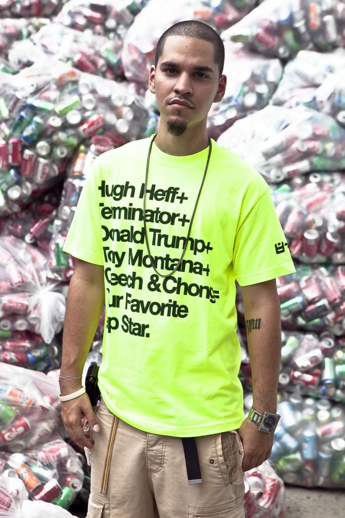 streetwear photoshoot