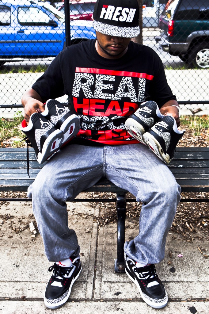 Real Heads t shirt cement 3 photo