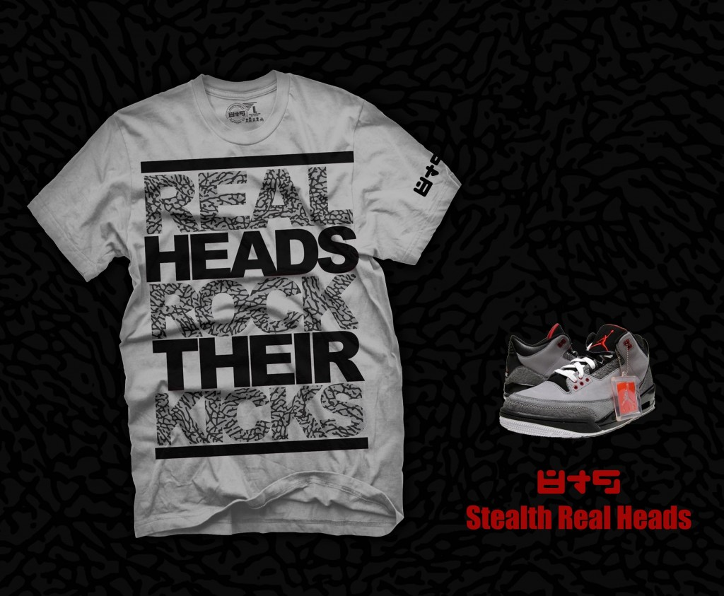 jordan stealth 3 shirt to match