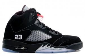 Jordan 5 metallic 2011