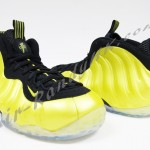 Nike Air foamposite one electro lime