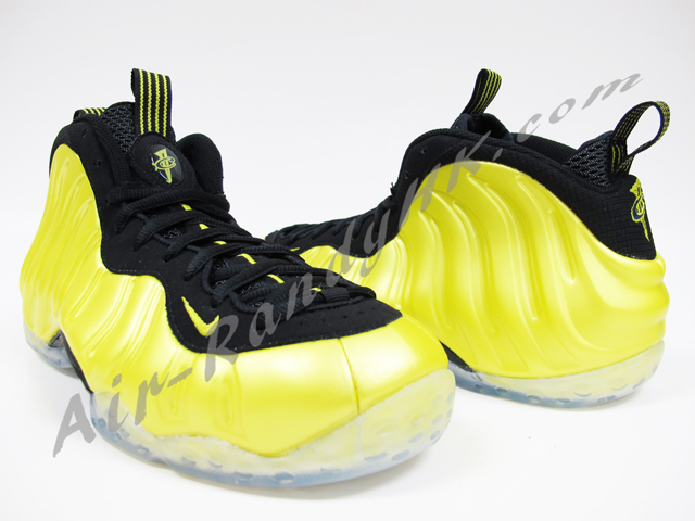 Nike Air Foamposite One Electro Green 2012 Release Preview  45ca54ee16