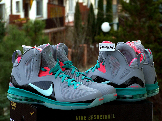 a160769d0b9 Nike LeBron 9 P.S Elite – South Beach – New Images