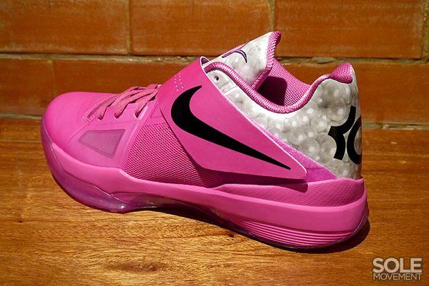 831eb43dab8 The post Nike Zoom KD IV Aunt Pearl .