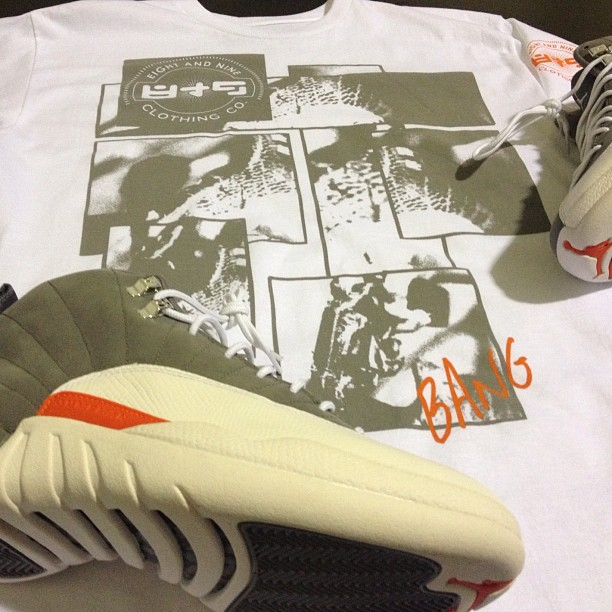 ce667c1d23de The post Release Reminder  Jordan Cool Grey 12 Plus T Shirt To Match  appeared first on 8 9 Clothing Co.