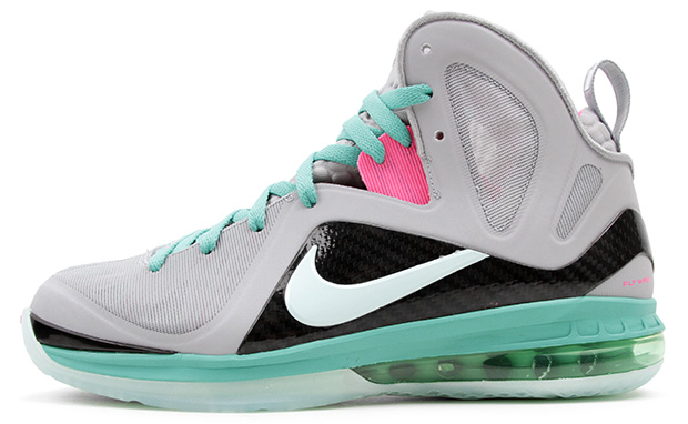 "separation shoes b9894 97682 The post Release Reminder  Nike LeBron 9 Elite ""Miami Vice"" appeared ..."