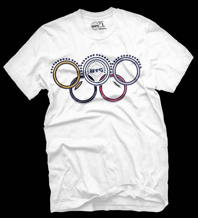 4d9ba488f141e7 The post 8 9 Olympic RIngs T Shirt To Match Nike Olympic 2012 Collection  appeared first on 8 9 Clothing Co.
