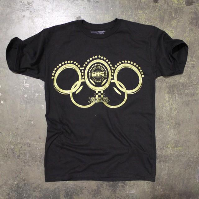 15b1ef1786a6 T Shirts To Match Jordan Gold Medal Pack