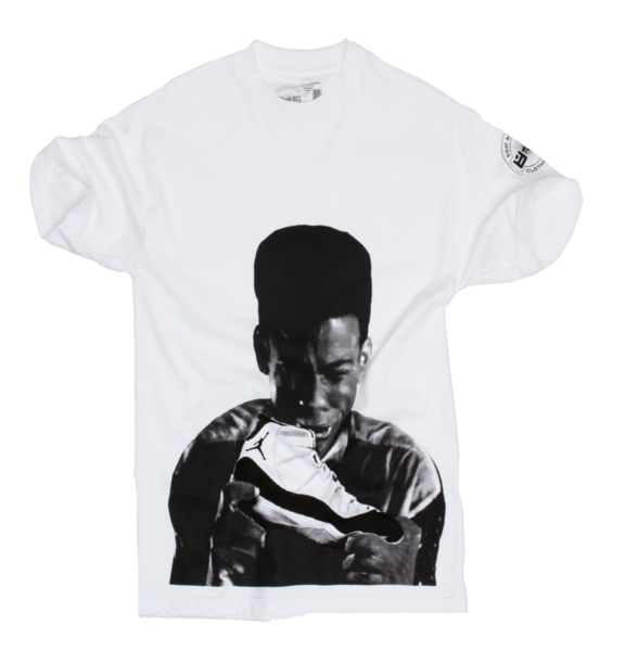 0ad578d6749b8a Pookie New Jack City Concord 11 White T Shirt