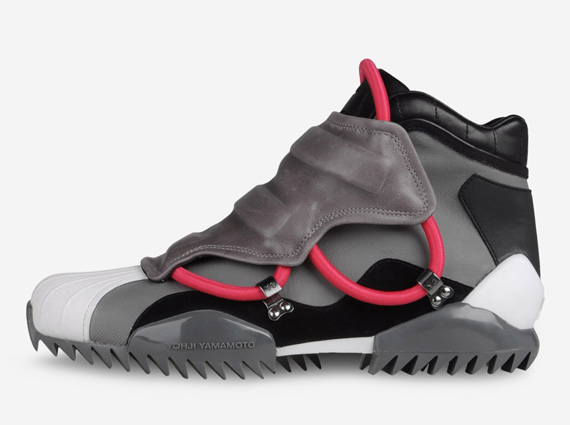 0b326ebcd7bc7 The post Adidas x Yohji Yamamoto – Y-3 Le Savage appeared first on 8 9 Clothing  Co.