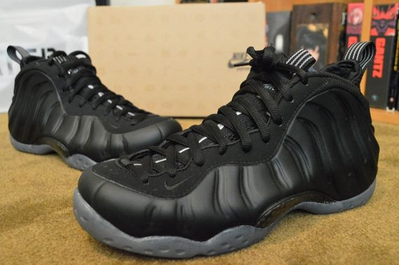 Nike Air Foamposite OneFighter Jet Sole Collector