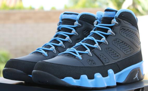 """d54aada034b722 The post Air Jordan 9 Retro """"Slim Jenkins"""" Release Reminder ..."""