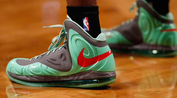 The post NBA Kicks  Rajon Rondo steals the Christmas spotlight with a Nike  Air Max Hyperposite ... 48c77b8f0