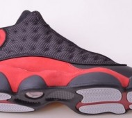 """Bred"" Air Jordan 13 Retro – New Phots"
