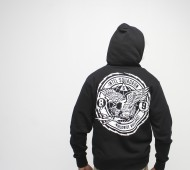 8&9 Intel zip up hoodie
