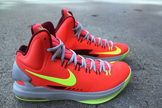 "7a825118c8b5 The post Nike Zoom KD V ""DMV"" – Release appeared first on 8 9 Clothing Co."