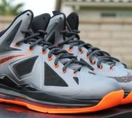 """Nike Lebron 10 """"Lava"""""""