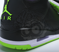 Air Jordan Joker 3 Pictures close up