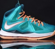 "Nike Lebron X – ""Sunset"""