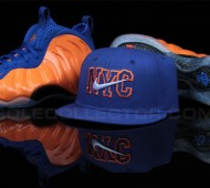 Nike Air Foamposite One Knicks Release Date Pics