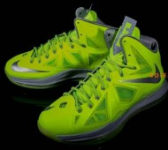 "Nike LeBron 10 ""Volt"""