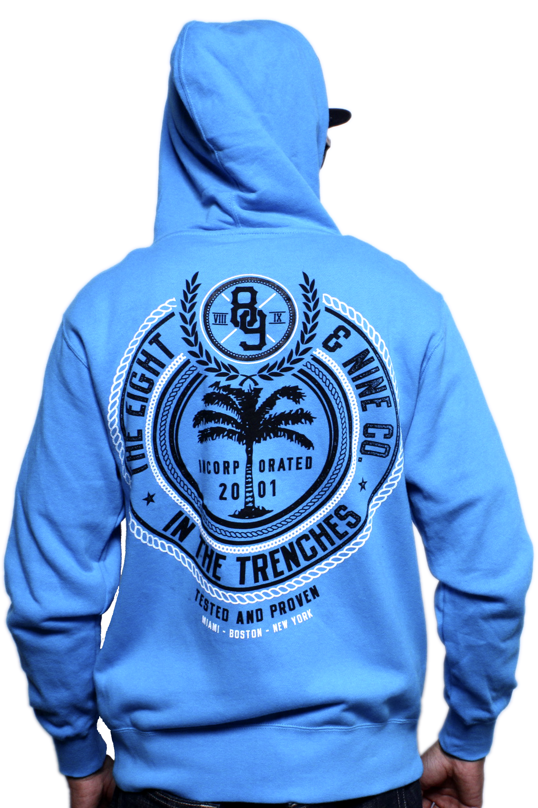 miami city teal back