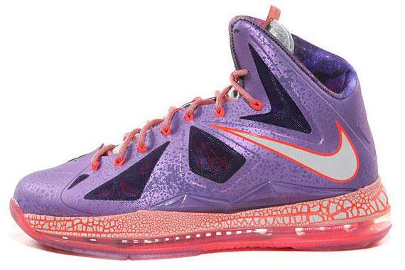 Nike Lebron x area 72