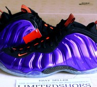 Nike Air Foamposite One Phoenix Suns