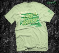 8&9 OG KUSH T Shirt Wasabi