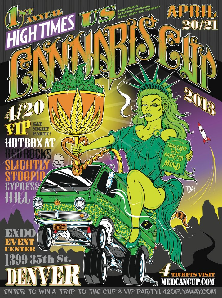 Hightimes us cannabis cup