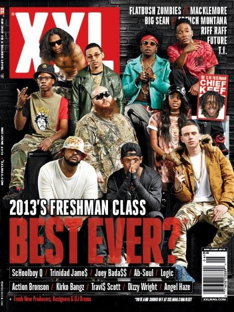 xxl-freshman 2013