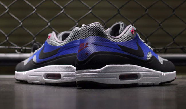"""separation shoes ab1e8 7745a Today we take a look at the Nike Air Max 1 Hyper-Fuse """"London"""". The  sneakers recently released over seas in a pack Titled the (Air Max Home  Turf Series)."""