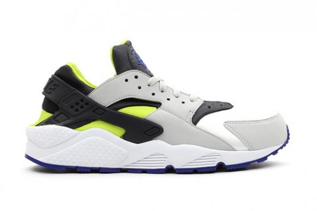 Nike-Air-Huarache-White-Grey-Volt-620x413