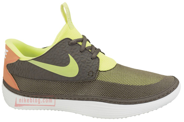 Nike-Solarsoft-Moccasin-Tarp-Green-Volt-Total-Crimson-1