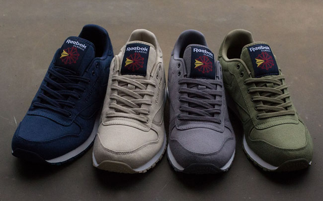 "hot sale online 7872e bda9b Reebok Classic ""Clean Textile"" Pack   8 9 Clothing Co."