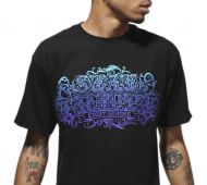 shirt to match black jordan 5 grape
