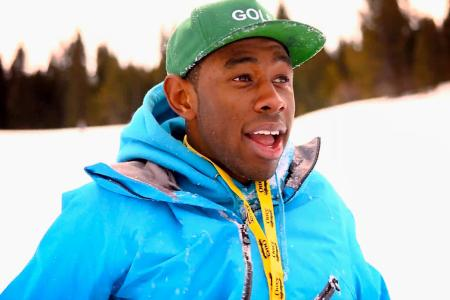 Tyler the Creator and ODD Future at X Games in Aspen c40cd2fa52d
