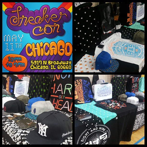 sneakercon chicago 2013