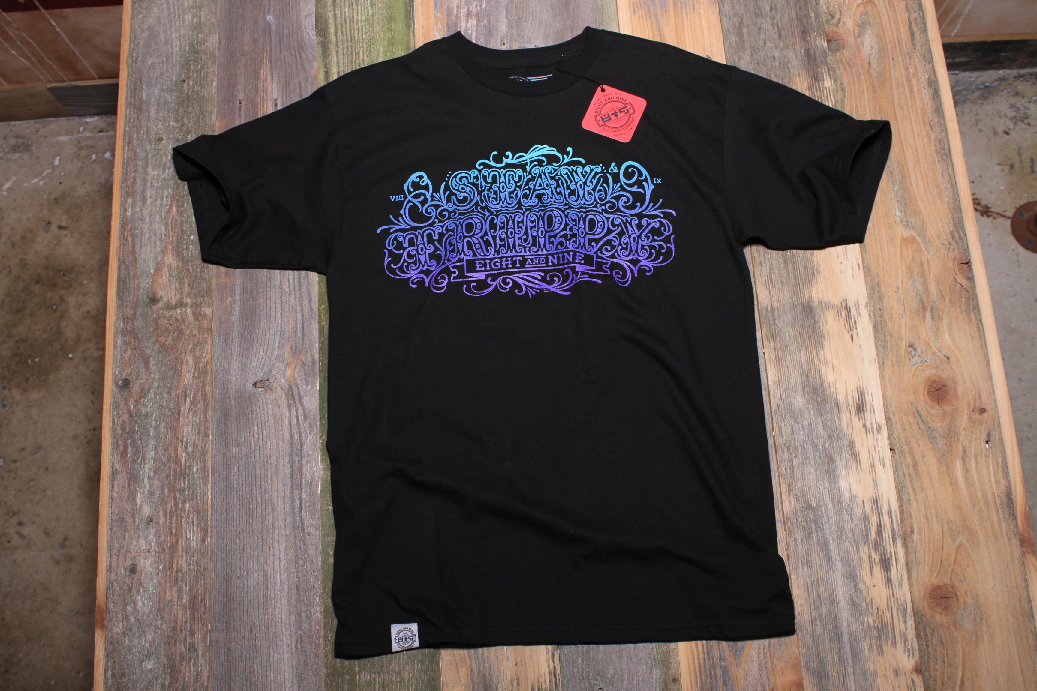 black jordan grape 5 shirt